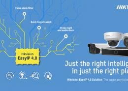 دوربین های مدار بسته IP مجهز به هوش مصنوعی