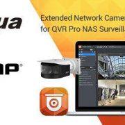 شرکت داهوا ، 88 مدل دیگر از دوربین های تحت شبکه خود را بر روی NAS های شرکت QNAP سازگار کرد !