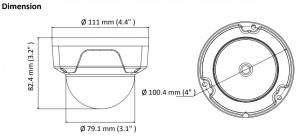 تحلیل دوربین IPC - DH120H هایلوک