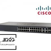 سوئیچ شبکه SF300-24 سیسکو