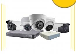 انواع سیستم دوربین مدار بسته هایک ویژن