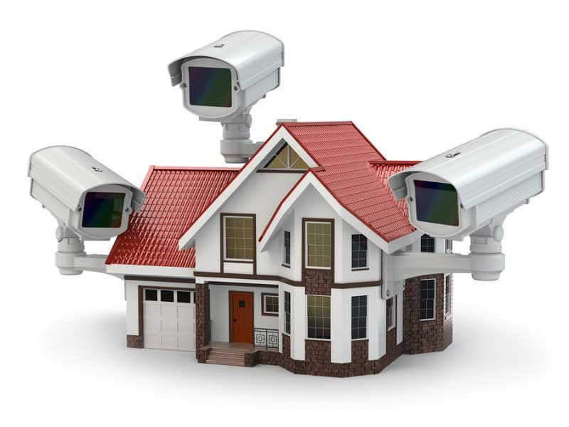 دوربین مداربسته یا دزدگیر ؟ کدام برای من بهترست