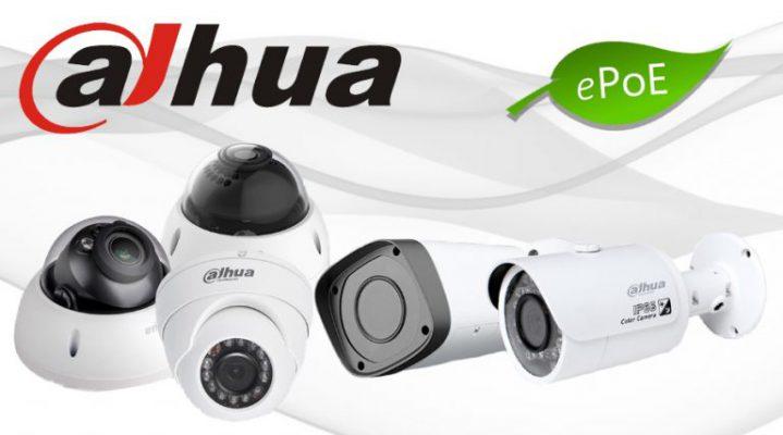 قابلیت تکنولوژی ePoE در دوربینهای داهوا